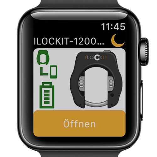 I LOCK IT App - AppleWatch - Nicht Stören Modus